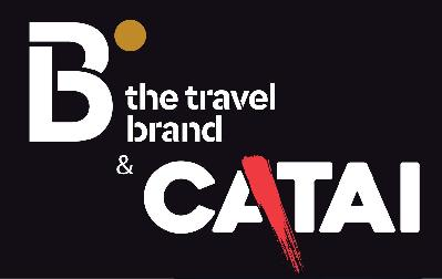 B THE TRAVEL BRAND   &  CATAI